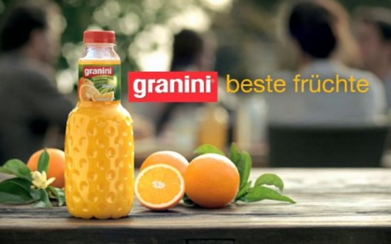 GRANINI. 'Granini Dimples'